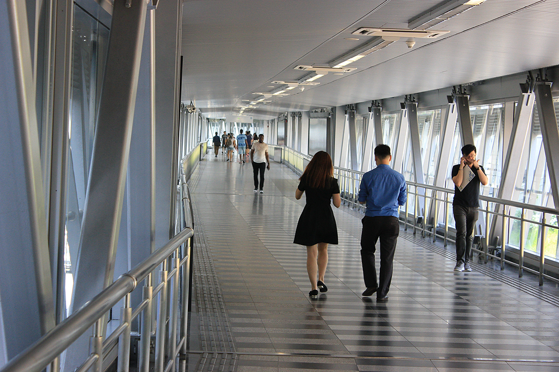 Bukit Bintang Walkway