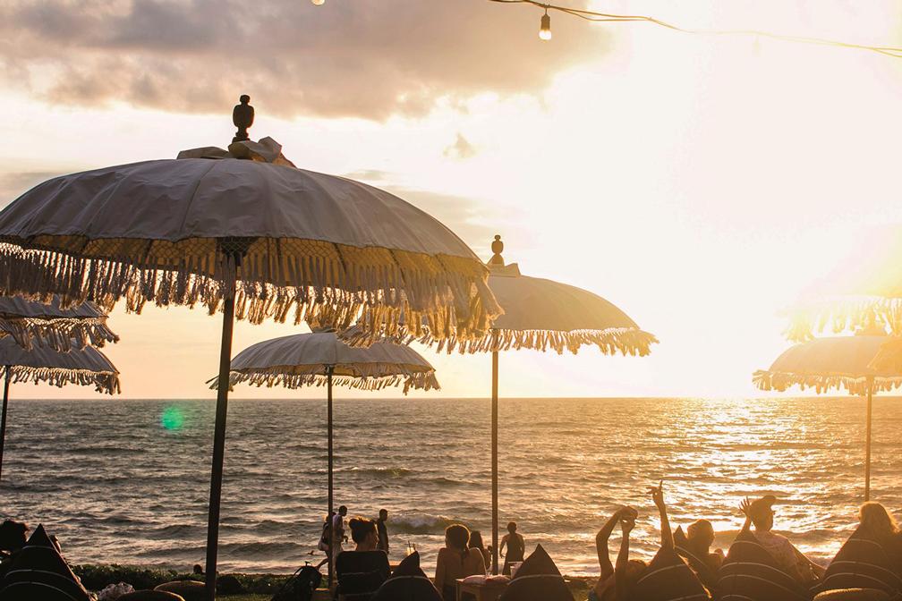 Canggu – Bali's hot- spot